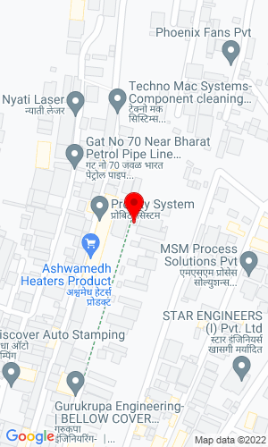 Google Map of MECHMINDS ENGINEERS Gat 80 Sonawane wasti Jyotiba Nagar talawade, Pune, 412116