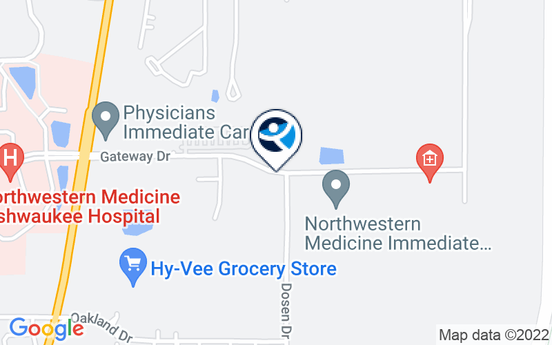 Northwestern Medicine KishHealth Physician Group Location and Directions
