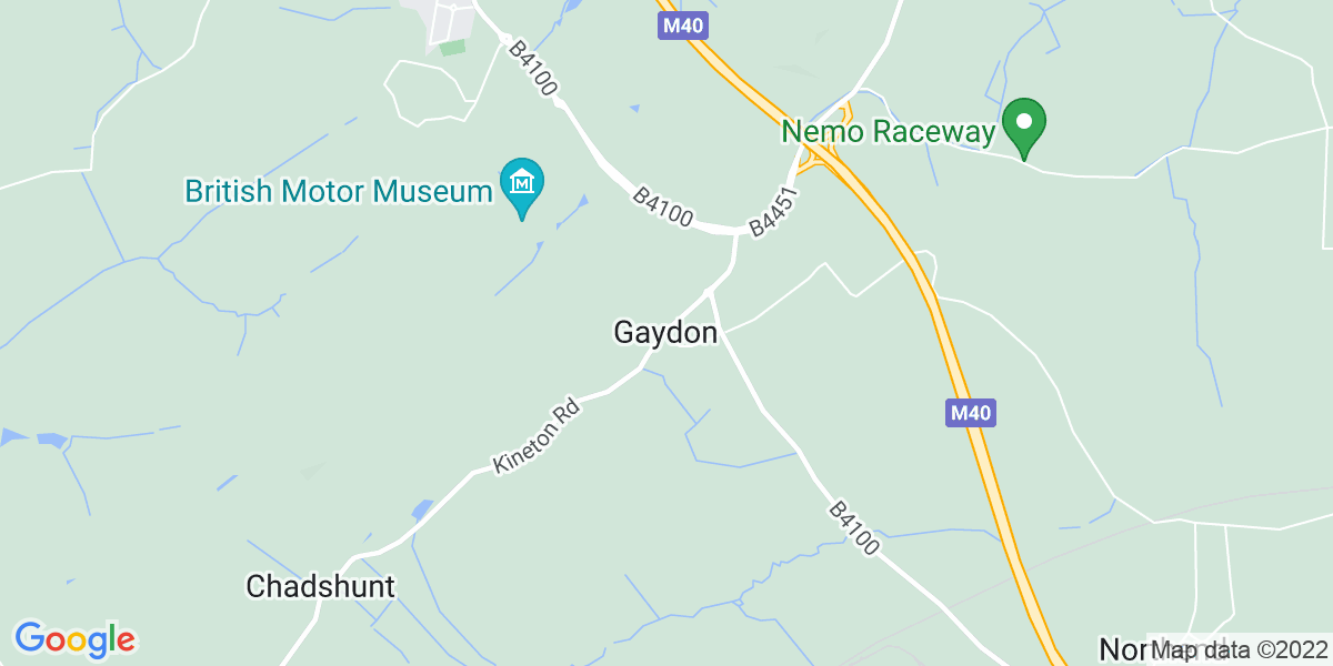 Map: Automotive Learning & Development Consultant (After Sales) job role in Gaydon