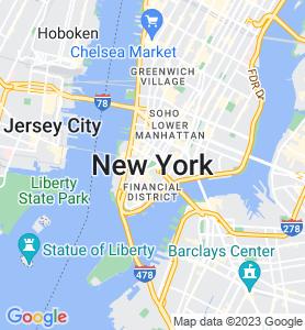 Gedney NY Map