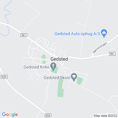 bed and breakfast Gedsted