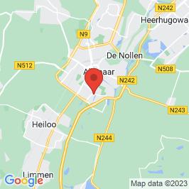 Google map of Kerkencluster Alkmaar - Don Bosco, Alkmaar
