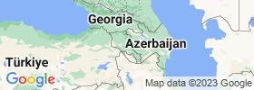 Geghark'unik' map