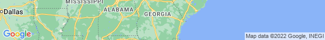 Map of Georgia