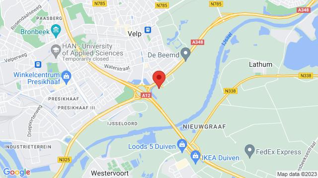 Wassink+Autogroep+Velp op Google Maps