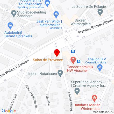 Google Map of Ginnekenweg 172 4835 NH Breda
