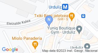 Kumara zentroa mapa