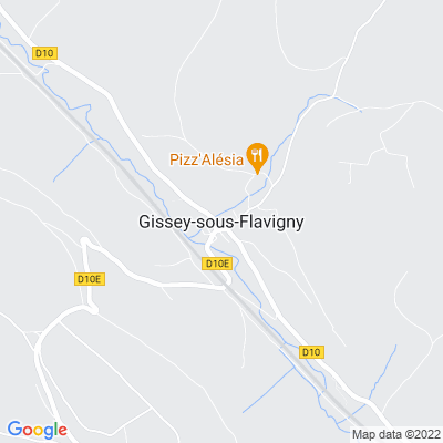 bed and breakfast Gissey-sous-Flavigny