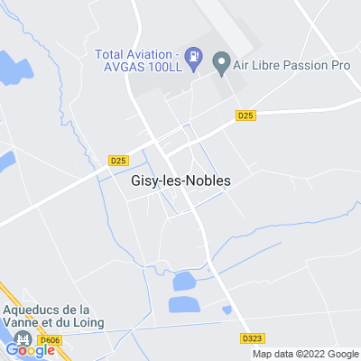 bed and breakfast Gisy-les-Nobles