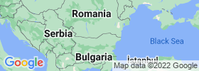Giurgiu map
