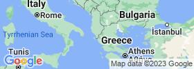 Gjirokastër map