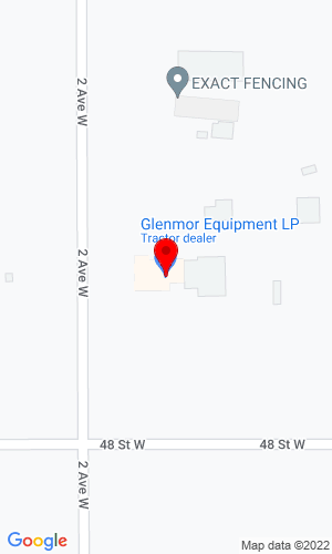 Google Map of Glenmor Equipment, LTD Old Hwy No 2 South, Prince Albert, SK, S6V 5T2,