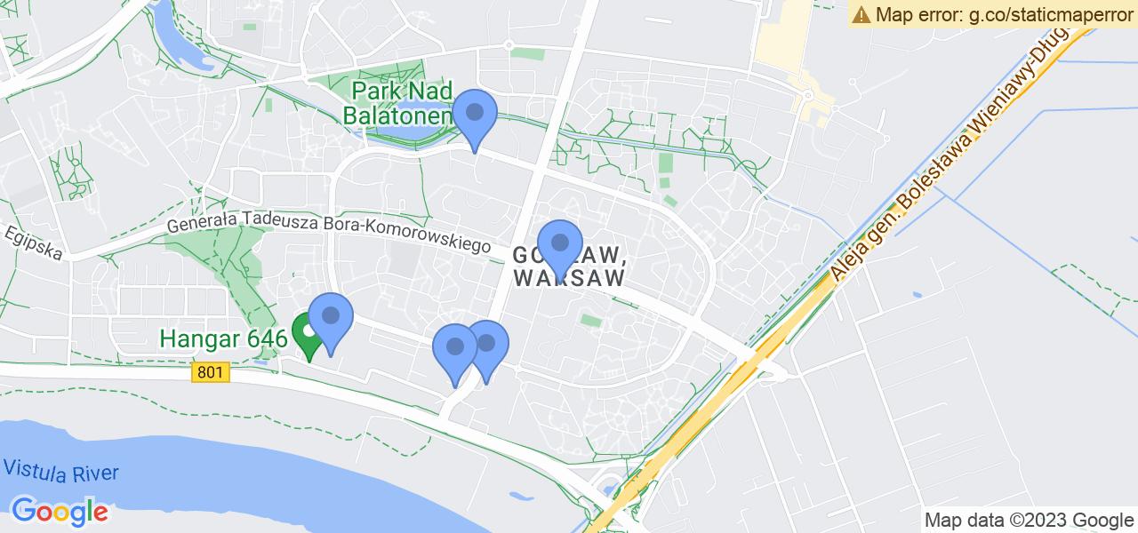 Osiedle Gocław w Warszawie – w tych punktach ekspresowo wyślesz turbinę do autoryzowanego serwisu