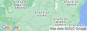 Goiás map