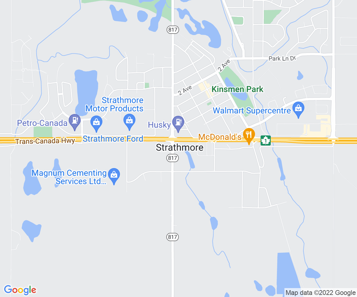 Google Map of Golden Hills International