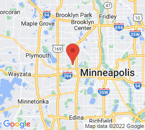 Job Map - Golden Valley, Minnesota  US