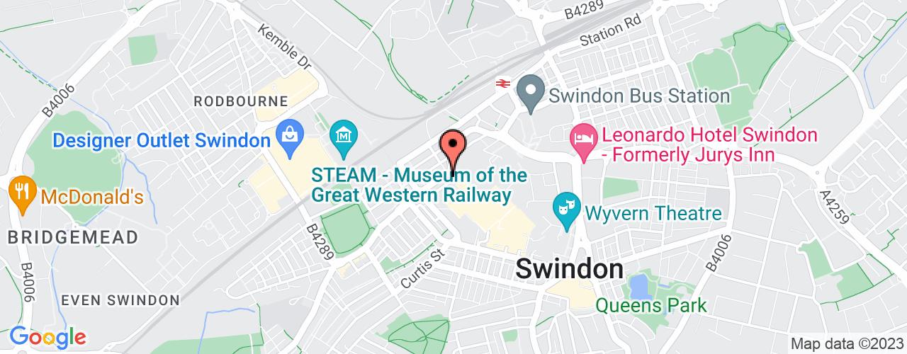 Goldsworthy's Swindon Salon