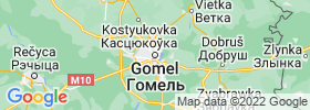 Gomel map
