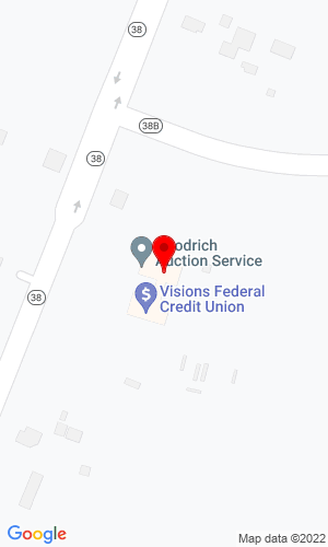 Google Map of Goodrich Auction Service Inc. P.O. Box 265, Newark Valley, NY, 13811,
