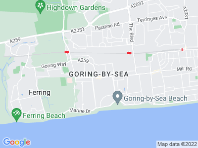 Personal Injury Solicitors in Goring-By-Sea