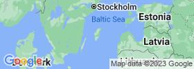 Gotland map