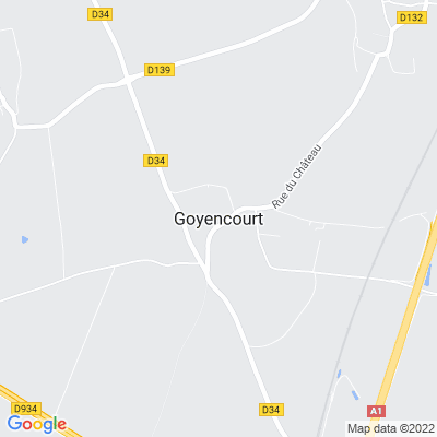 bed and breakfast Goyencourt