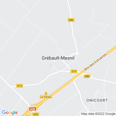 bed and breakfast Grébault-Mesnil