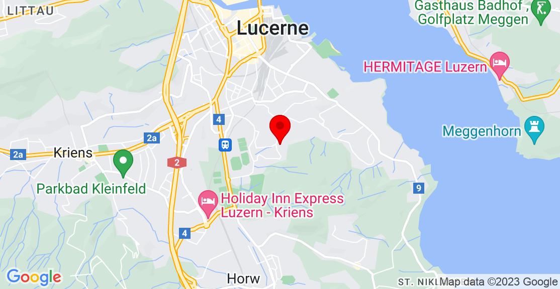 Grüneggstrasse 38 B, 6005 Luzern