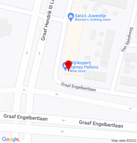 Google Map of Graaf Hendrik III laan 173 4819 CG Breda