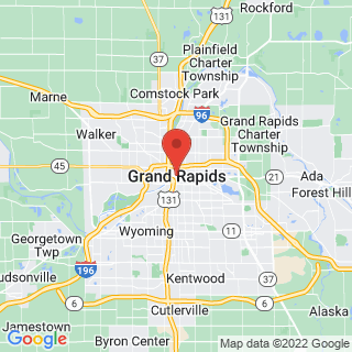 Grand Rapids, Michigan industrial painting service area