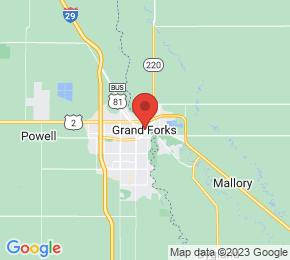 Job Map - Grand Forks, North Dakota  US