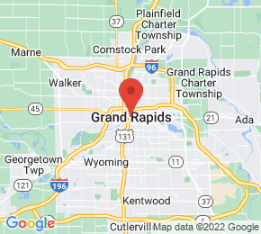Job Map - Grand Rapids, Michigan  US
