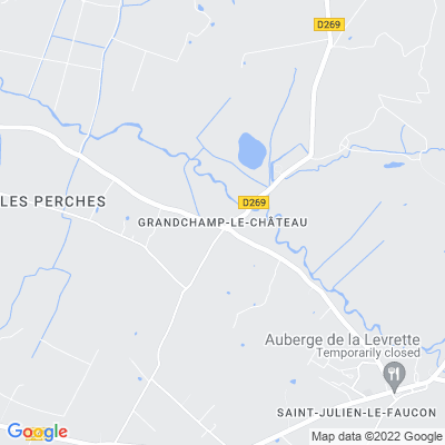 bed and breakfast Grandchamp-le-Château