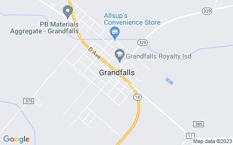 Grandfalls