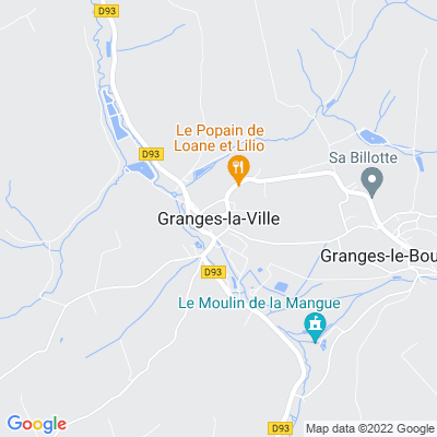 bed and breakfast Granges-la-Ville