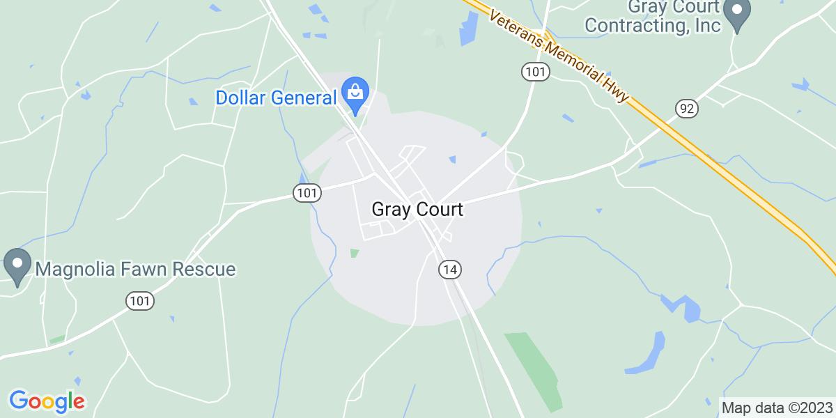 Gray Court, SC