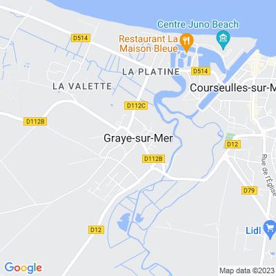 bed and breakfast Graye-sur-Mer