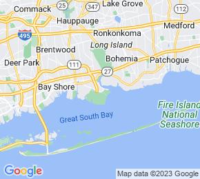 Job Map - Great River, New York  US