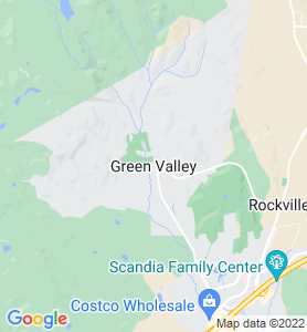 Green Valley CA Map