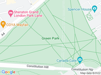 Personal Injury Solicitors in Green Park