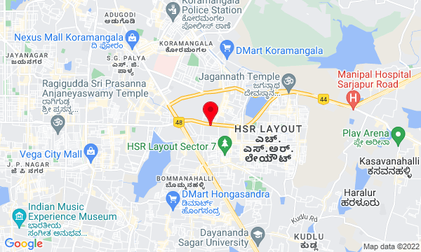 Google Map of GreenBubbles, Bangalore