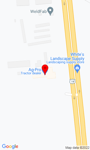 Google Map of GreenSouth Equipment 12793 Hwy 19 South, Thomasville, GA, 31758