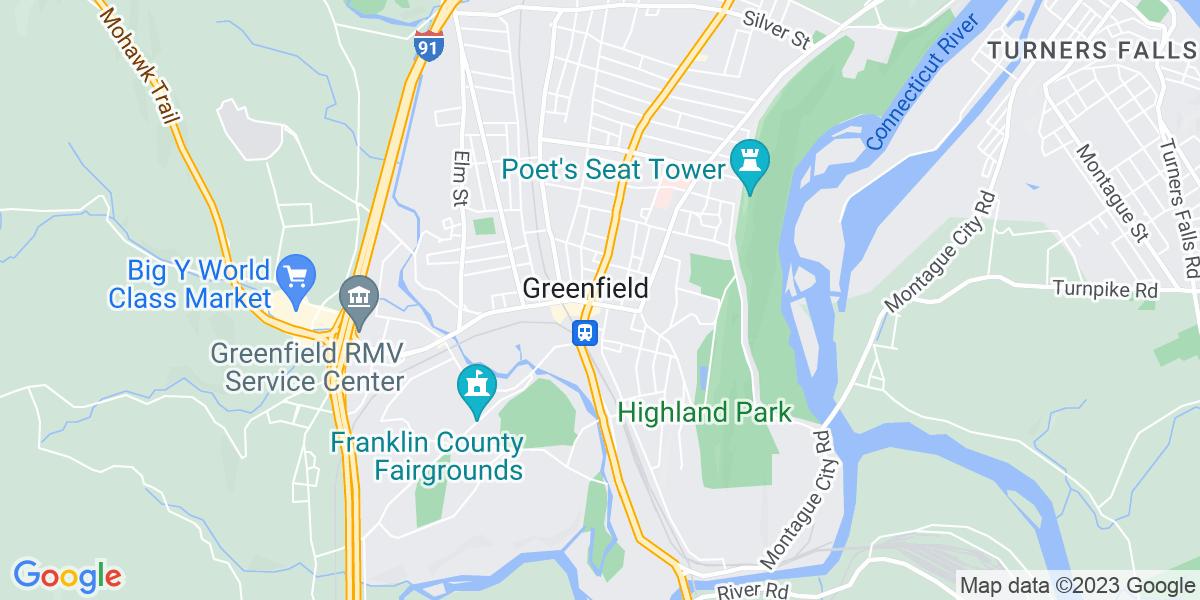 Greenfield, MA