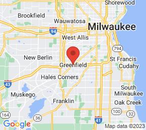Job Map - Greenfield, Wisconsin  US