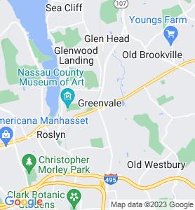 Greenvale NY Map
