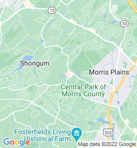Greystone Park NJ Map