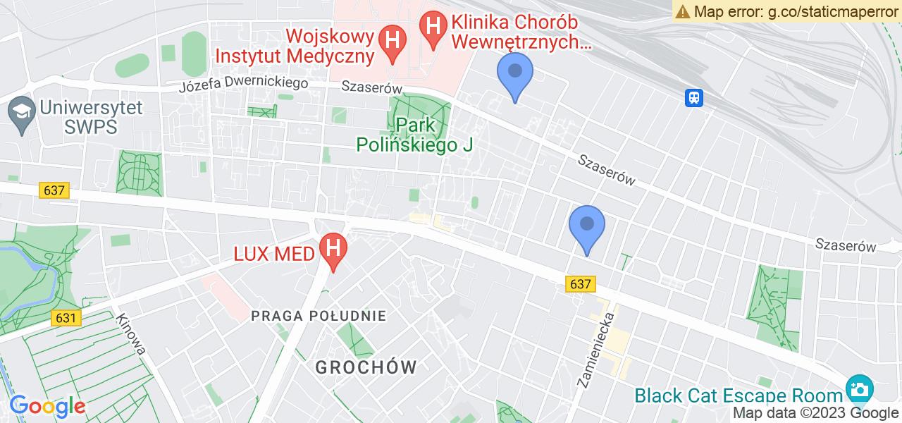 Osiedle Grochów-Północny w Warszawie – w tych punktach ekspresowo wyślesz turbinę do autoryzowanego serwisu