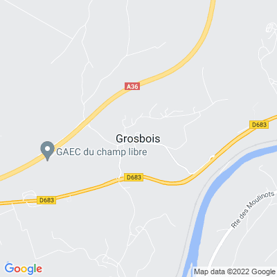 bed and breakfast Grosbois