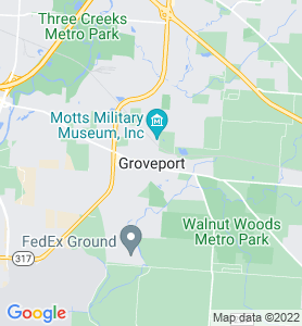 Groveport OH Map