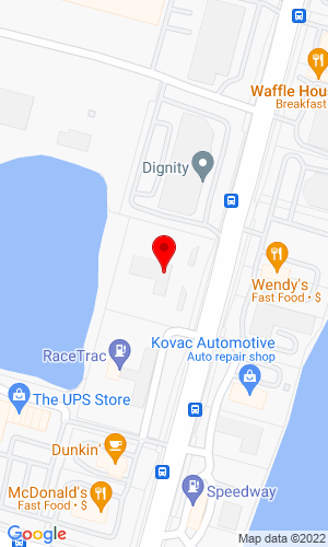 Google Map of Growers Equipment Co. 2695 Davie Road, Davie, FL, 33314